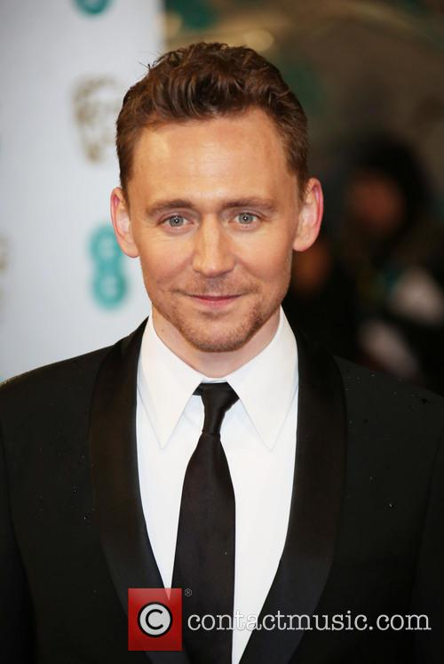 Tom Hiddleston and British Academy Film Awards 5