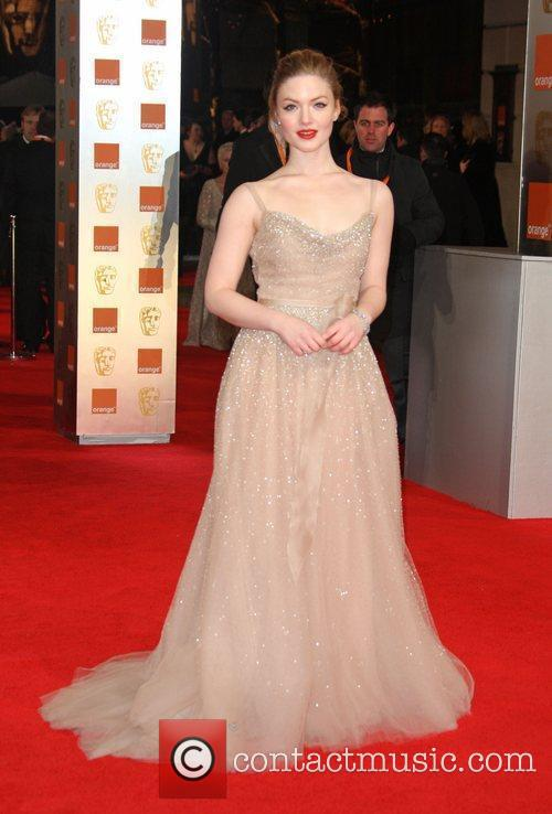Holliday Grainger and Bafta 4