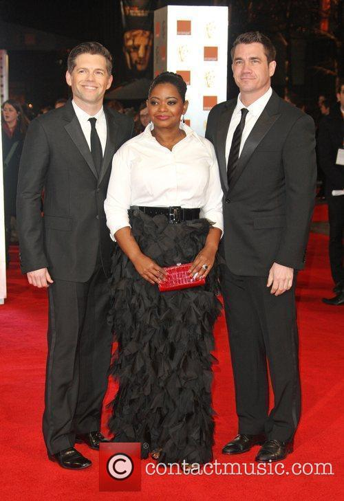 octavia spencer and guests orange british academy 3725280