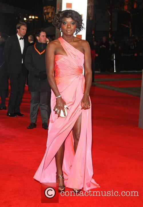 Viola Davis and Bafta 2