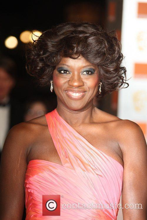 Viola Davis and Bafta 3