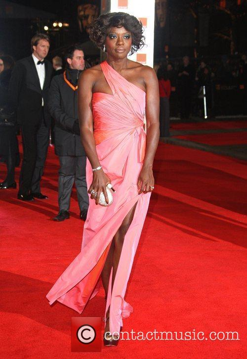 Viola Davis and Bafta 4