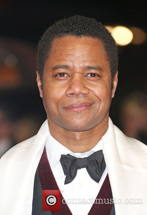 Cuba Gooding Junior and Bafta 2