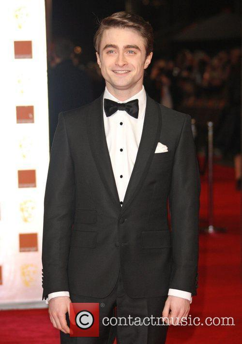 Daniel Radcliffe and Bafta 2