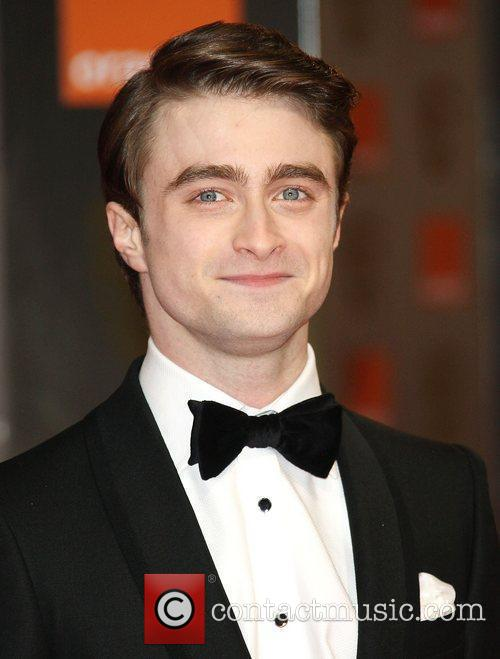 Daniel Radcliffe and Bafta 3