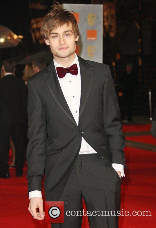 Douglas Booth and Bafta 2