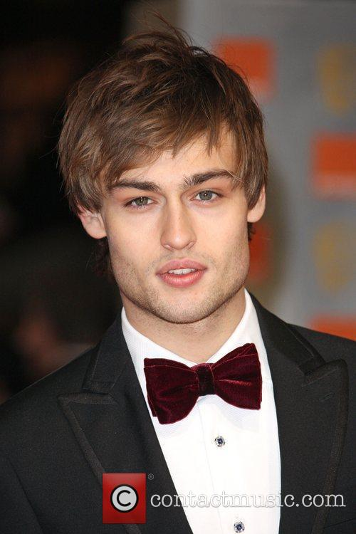 Douglas Booth and Bafta 1