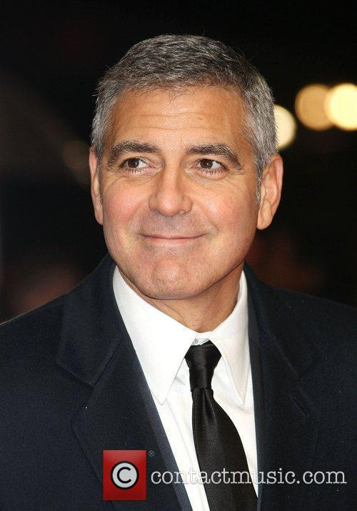 George Clooney and Bafta 2