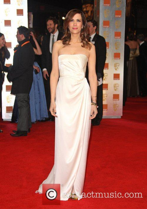 Kristen Wiig and Bafta 2