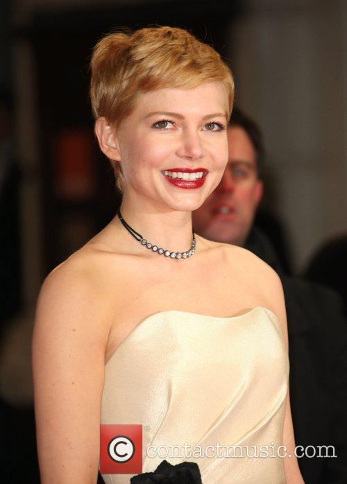Michelle Williams and Bafta 4