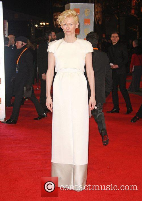 Tilda Swinton and Bafta 3