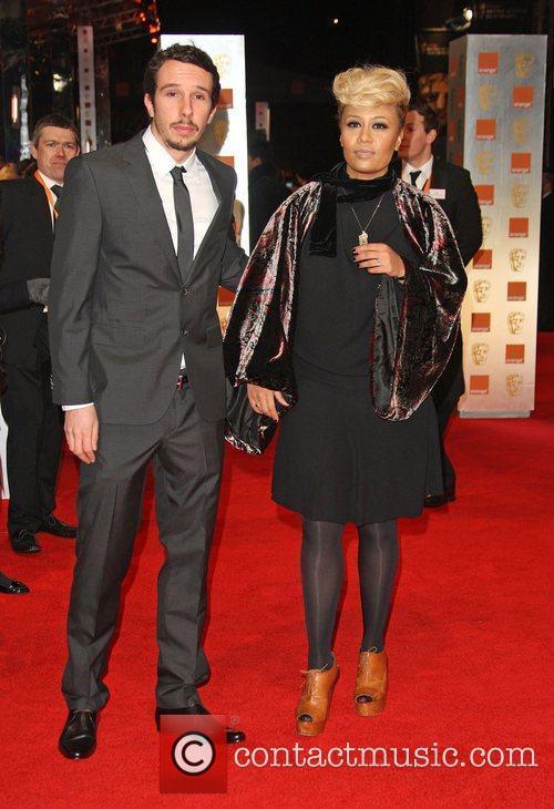 Emeli Sande and guest Orange British Academy Film...