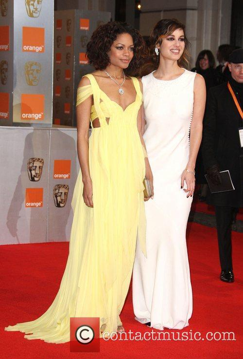 Naomie Harris and Bafta 2