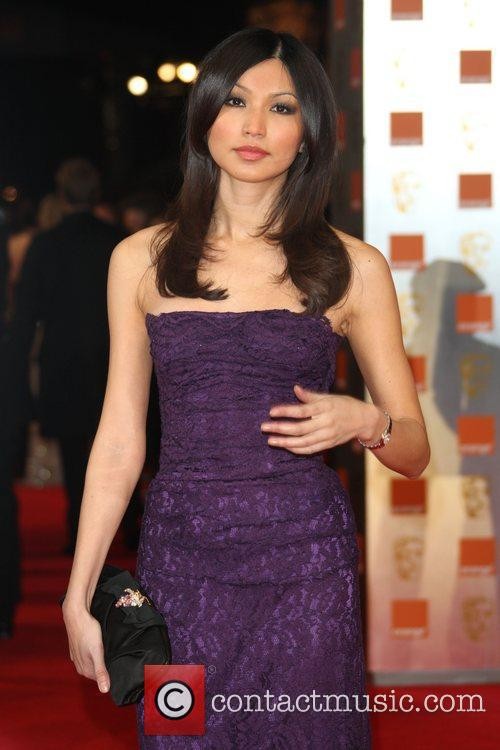 Gemma Chan and Bafta 2