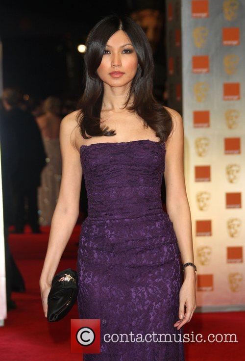 Gemma Chan and Bafta 4