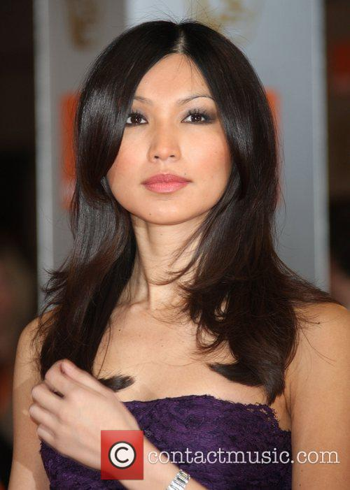 Gemma Chan and Bafta 5