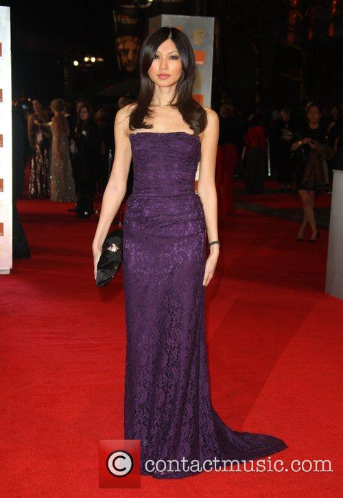 Gemma Chan and Bafta 6