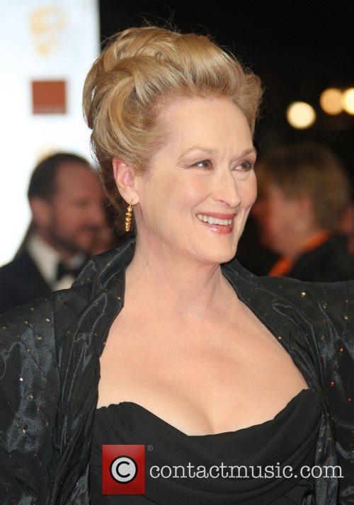 Meryl Streep and Bafta 4