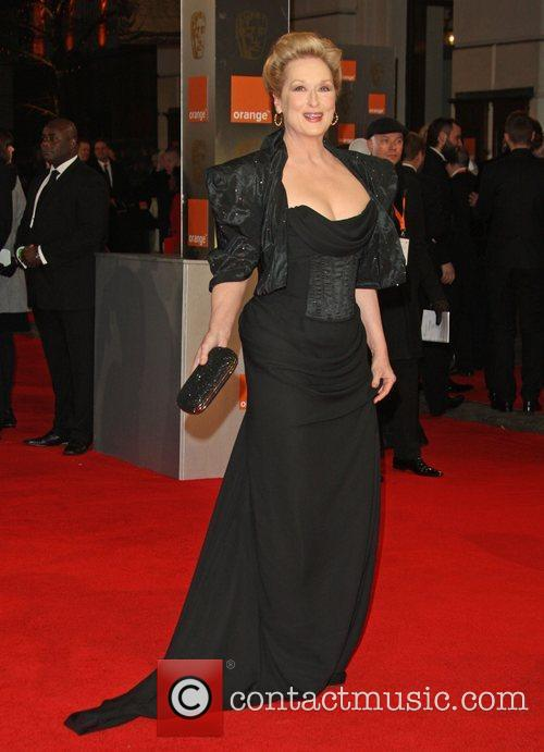 Meryl Streep and Bafta 5