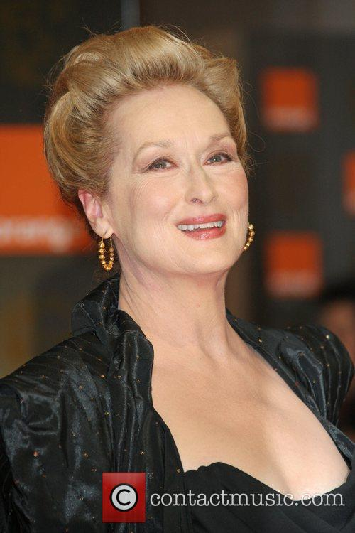 Meryl Streep and Bafta 6