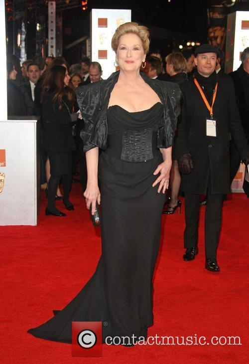 Meryl Streep and Bafta 7