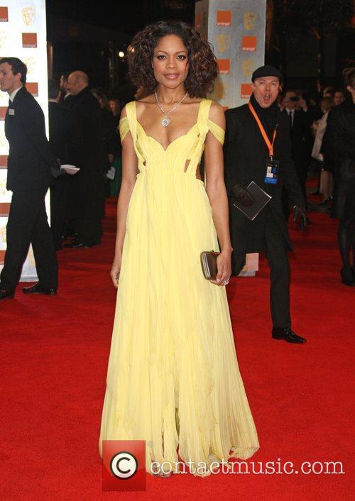 Naomie Harris and Bafta 5