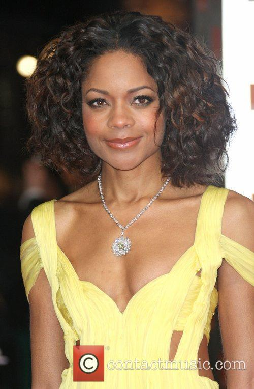 Naomie Harris and Bafta 6