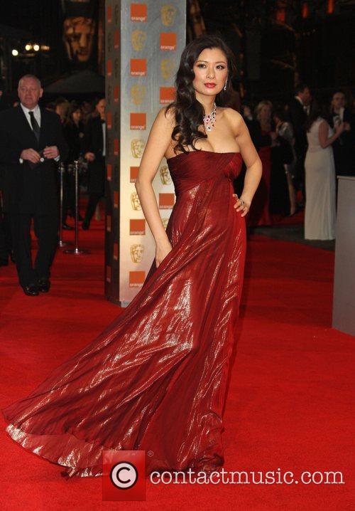 Rebecca Wang Orange British Academy Film Awards (BAFTAs)...
