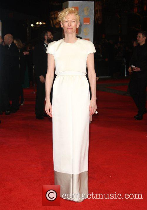 Tilda Swinton and Bafta 4