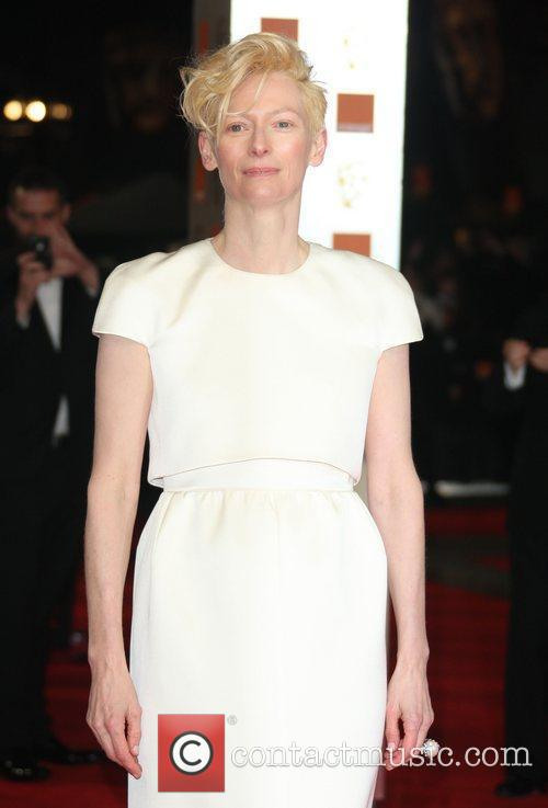 Tilda Swinton and Bafta 5