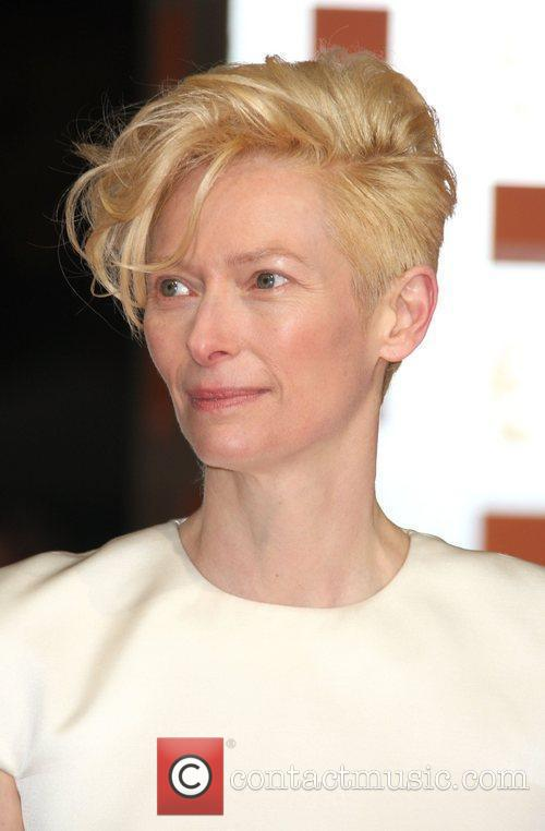 Tilda Swinton and Bafta 6