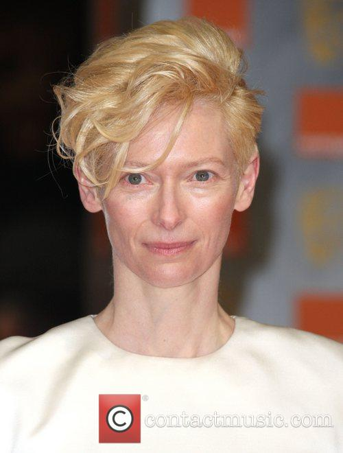 Tilda Swinton and Bafta 1
