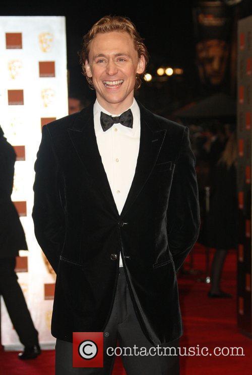 Tom Hiddleston and Bafta 2