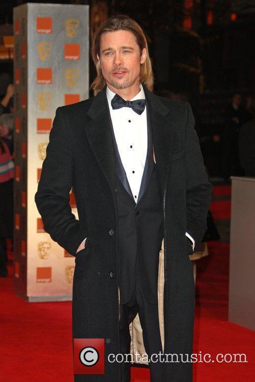 Brad Pitt and Bafta 6