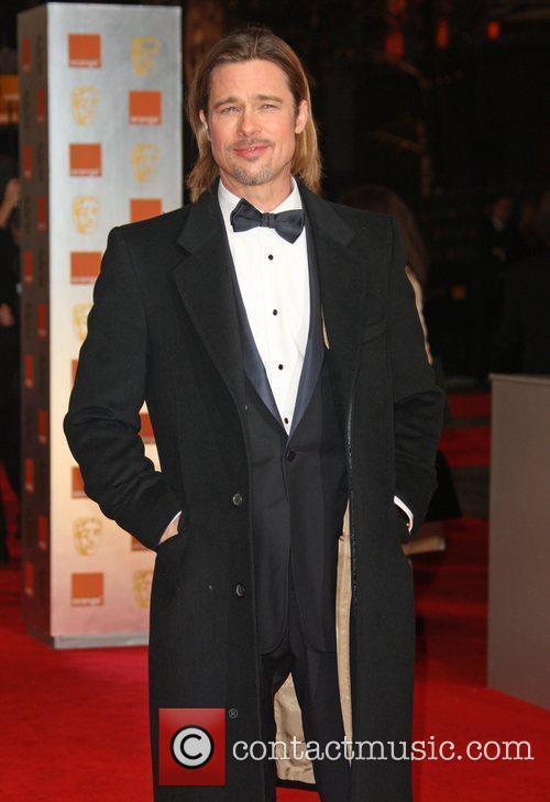 Brad Pitt and Bafta 7
