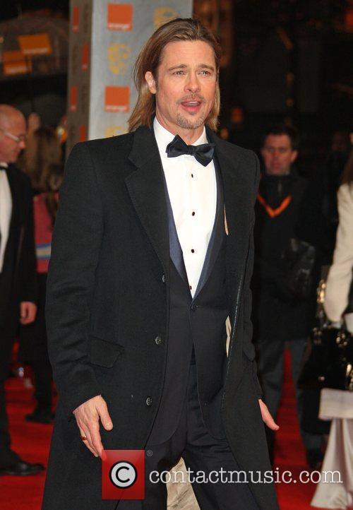 Brad Pitt and Bafta 9