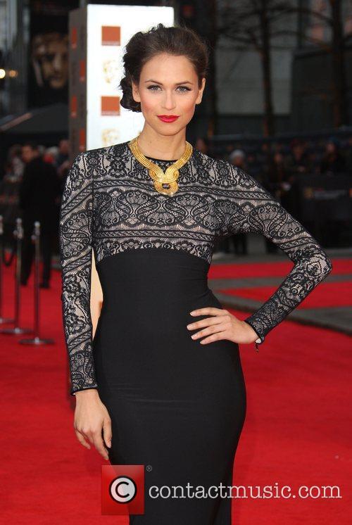 Alycia Lane Orange British Academy Film Awards (BAFTAs)...