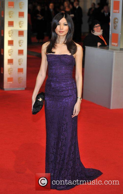 Gemma Chan and Bafta 7