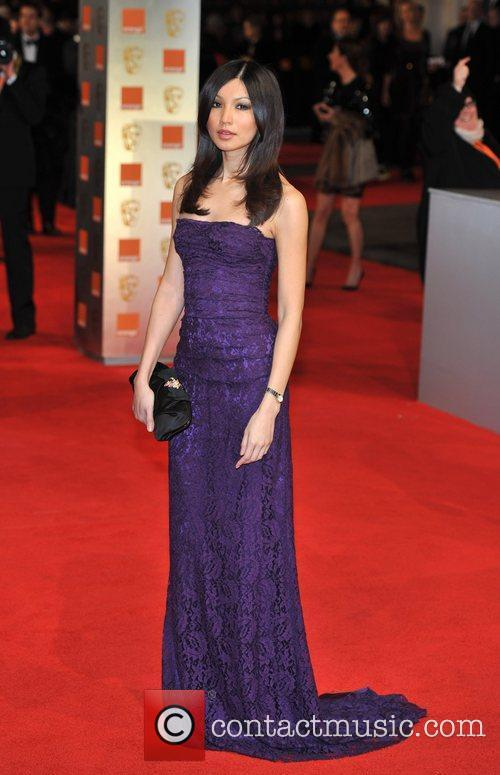 Gemma Chan and Bafta 1