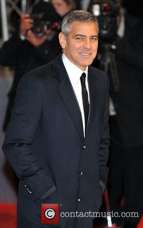 George Clooney and Bafta 3