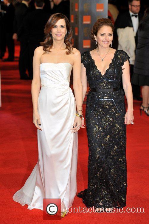 Kristen Wiig and Bafta 1