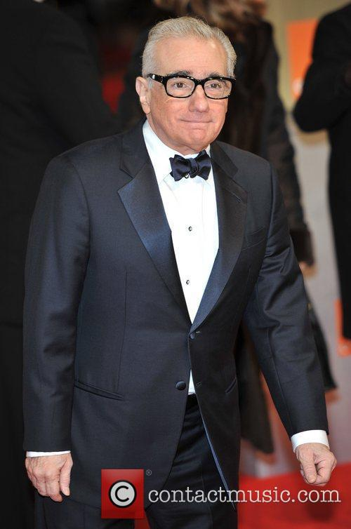 Martin Scorsese and Bafta 3