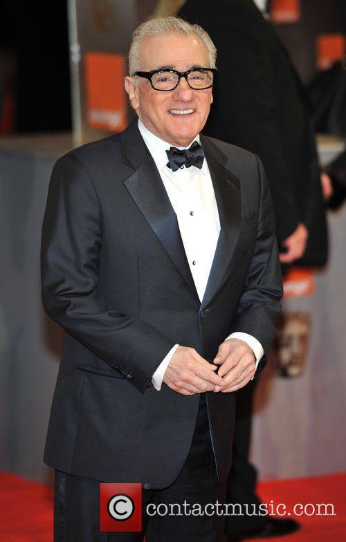 Martin Scorsese and Bafta 4