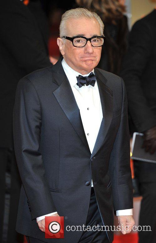 Martin Scorsese and Bafta 5
