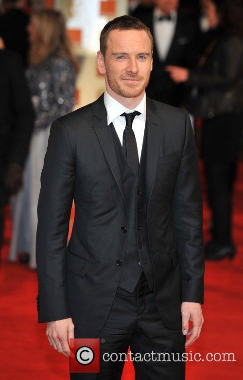 Michael Fassbender and Bafta 3