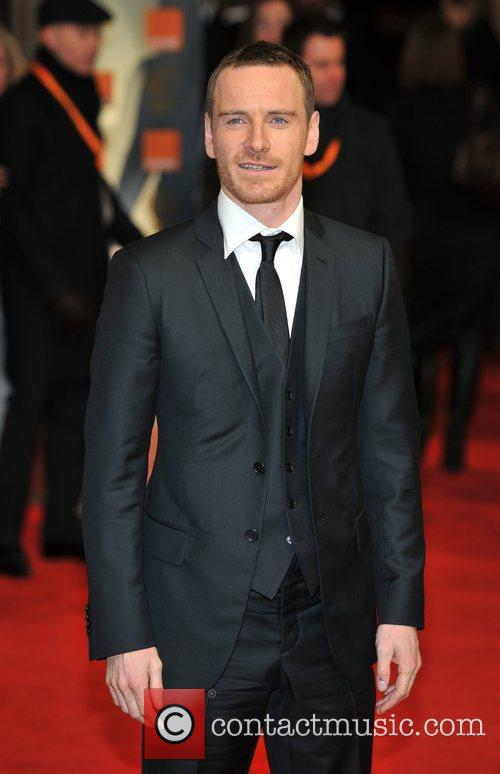 Michael Fassbender and Bafta 4