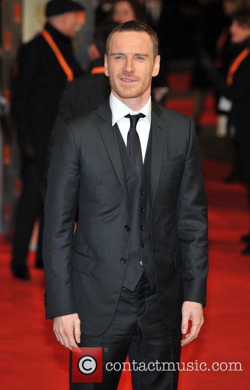 Michael Fassbender and Bafta 5