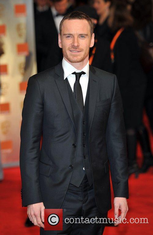 Michael Fassbender and Bafta 1