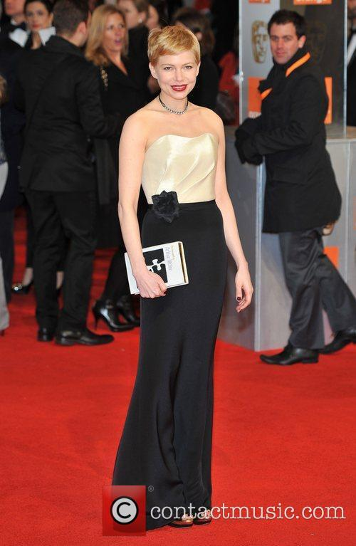 Michelle Williams and Bafta 6
