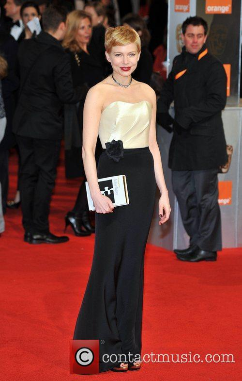Michelle Williams and Bafta 8